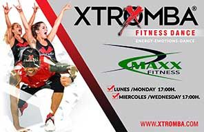 Xtromba at Maxx Gym